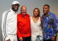 Tom Joyner and Rickey Smiley New Morning Team (Credit: Reach Media)