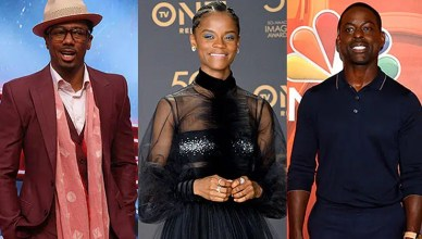 Academy New Members Nick Cannon, Letitia Wright, Nick Cannon (Credit: Deposit Photos)