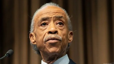 New York, NY - April 3, 2019: NAN founder Reverend Al Sharpton speaks during National Action Network 2019 convention at Sheraton Times Square. (Credit: Shutterstock)