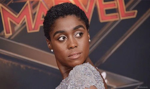 Lashana Lynch (Credit: Shutterstock)