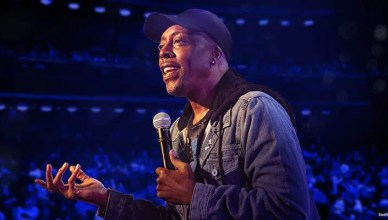 Arsenio Hall: Smart & Classy (Credit: Netflix)