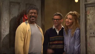 Eddie Murphy SNL Mister Robinson's Neighborhood Sketch (Credit: NBC)