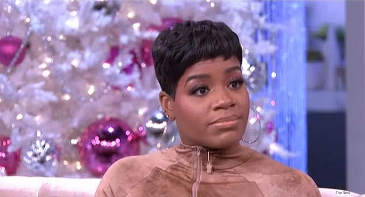 Fantasia talks about her life and career. (Credit: The Real)