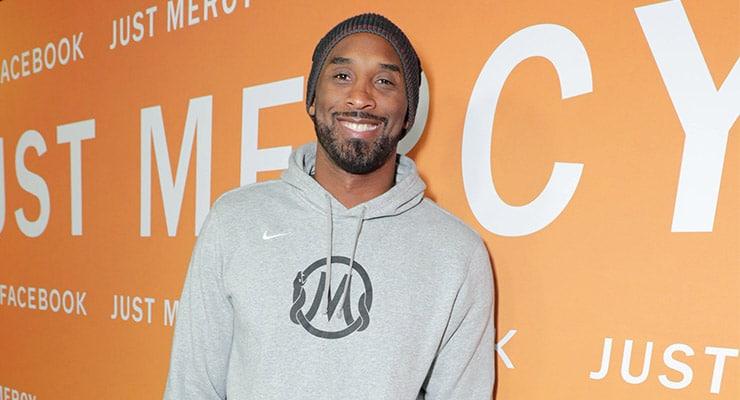 Kobe Bryant attends special screening of Just Mercy at the Cinemark Baldwin Hills in Los Angeles, on Jan. 6, 2020. (Credit: Warner Bros.)