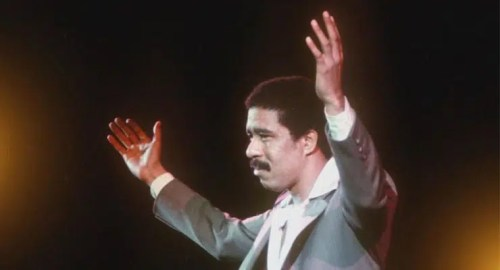 The Last Days of Richard Pryor (Credit: ABC)
