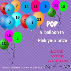Balloon prize Priv party