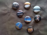 Souvenirs of Progress buttons