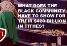 Black Churches Have Collected $420 Billion? 4