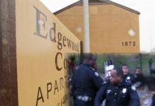 Besieged by coons.The New Urban Regime: In Atlanta Gentrification Wears A Black Face