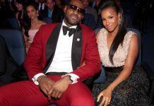 LeBron James Marries Longtime Girlfriend Savannah Brinson