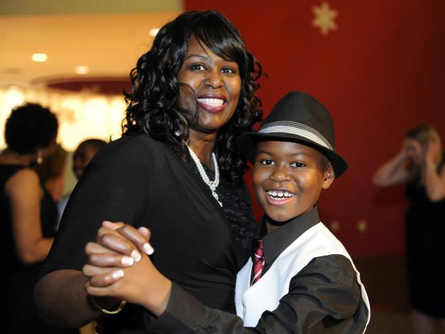 Ebony mother videos