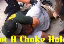 NYPD Police Union Says Eric Garner Was Not Killed By Choke Hold