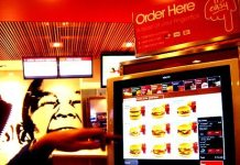 McDonald's Installs 7,000 Touch Screen Cashiers