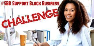 #SBB Support Black Business Challenge (5 Steps)