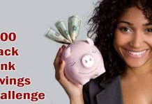 $100 Black Bank Savings Challenge: Are You In?