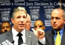 President Patrolmen's Benevolent Association: Eric Garner's Grand Jury Decision Is Courageous