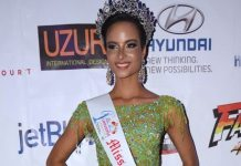 She Who Wears The Crown: 2014 Miss Universe Jamaica sparks debate on skin complexion 2