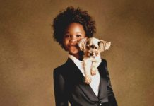 Quvenzhané Wallis Is The New Face of Armani Junior