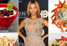 Flawless: Beyonce's Vegan Home Delivery Meal Service To The Rescue