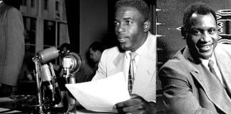 Did You Know Jackie Robinson Testified Against Paul Robeson, But Realized His Error Later In Life?