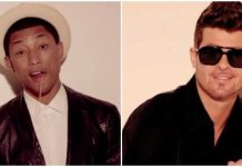 'Blurred Lines' Theft: Pharrell & Robin Thicke Ordered To Pay Marvin Gaye's Family $7.3 Million by Jury