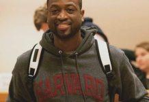Dwayne Wade Graduates Harvard Business School Course 1