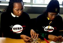 Black Girls Rock Science: Teenage Girls Created Africa's First Private Satellite
