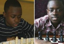 Modern History: Meet The Youngest African American Chess Master Ever 1