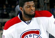 NHL Star P.K. Subban's $10 Million Dollar Donation To Children's Hospital Is the Biggest Canadian Sports Philanthropic Commitment
