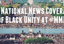 "24/7 News Coverage of ""Riots"" from Ferguson to Baltimore, But Silence  on Black Unity at #MMM 