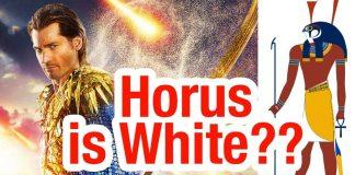 "WTF?? White Horus in ""Gods of Egypt"" Yet ANOTHER Whitewash? 7"