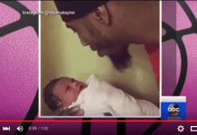 """NBA Star """"Delivers"""" Best Performance Ever Bringing His New Baby Into The World In A Bathroom! (VIDEO)"""