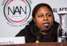 What Samaria Rice -Tamir's Mom- Really Said (The Non-White Typical Supremacist Statement) 1