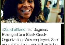Heptagon: Part 1 - The Death of An American Black Woman #sandrabland