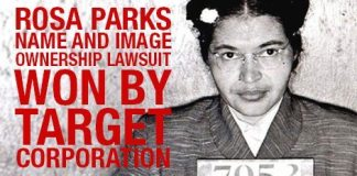 Rosa Parks Name And Image Ownership Lawsuit Won By Target Corporation!!!