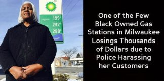Black Owned Gas Station Losing Thousands Due to Police Harassing Customers