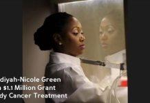 Dr. Hadiyah-Nicole Green Wins a $1.1 Million Grant to Study Cancer Treatment