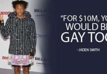 Jaden Response To Louis Vuitton Backlash: For $10 Million Dollars, You Would Be Gay Too 1