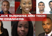 7 Black Business and Tech Game Changers