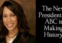 The New President of ABC is Making History