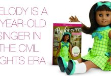 "The 9 Year Old Civil Rights Era African American ""American Girl"" Doll"