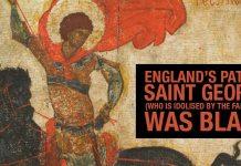 England's Patron Saint George Was A Black Man! 2