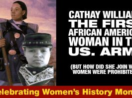 Cathay Williams - The FIRST African American Woman In The US. Army (But How Did She Join When Women Were Prohibited?)