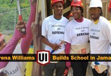 Serena Williams Builds a School in Jamaica | There Is Nothing This Woman Can't Do
