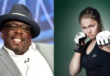 Cedric The Entertainer Response To Ronda Rousey Being Black Is Priceless