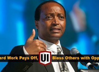 South Africa's Lone Billionaire, Patrice Motsepe, Donates 50% of His Wealth to the Poor, But Why May Surprise You