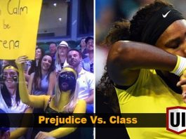 Fanatic at Serena William's Match in 'Blackface' is a Disgrace, But the Tennis Pro Rises Above It All [Classy]
