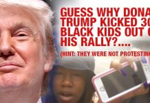 Guess Why Donald Trump Kicked 30 Black Kids Out Of His Rally?... 2