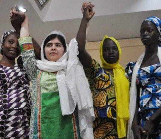 Malala Wants Us To Bring Nigeria's Abducted Schoolgirls Home