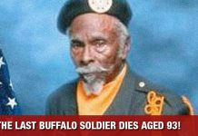 RIP: The Last Buffalo Soldier Dies Aged 93! RESPECT!
